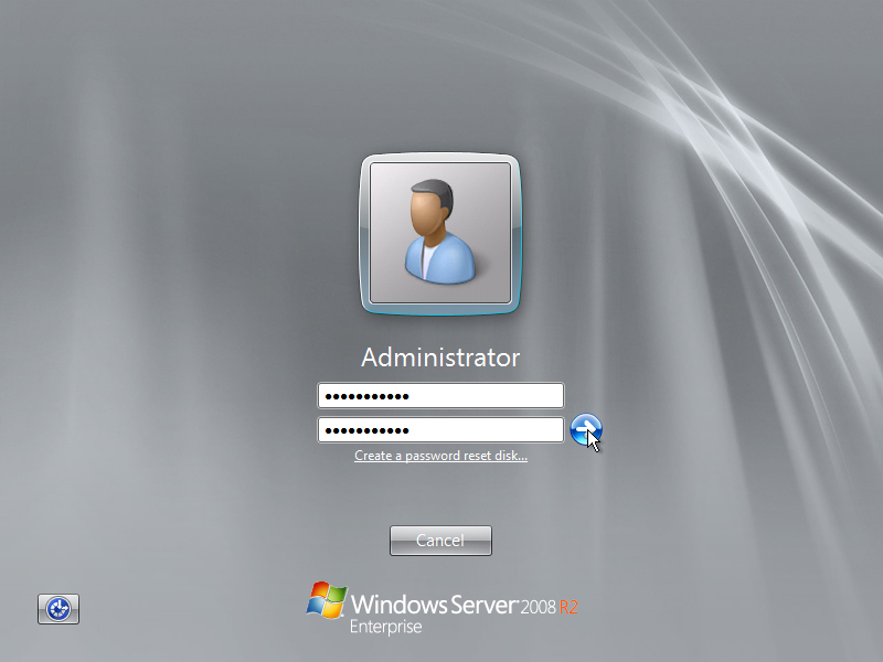 Set Administrator password